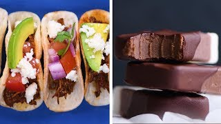 How to Use Chocolate for Dessert and Dinner! | DIY Easy Recipes by So Yummy