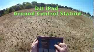 DJI iPad Ground Station FAIL