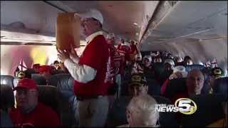 WKRG News 5 Thanks Alabama Honor Flight