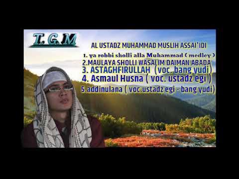 Sholawat Asma Ul Husna Bikin Hati Adem