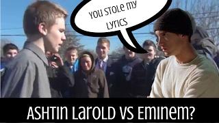 I STOLE EMINEM'S LYRICS??
