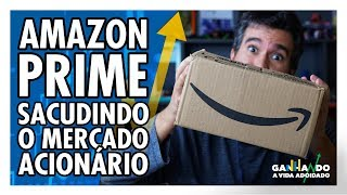 AMAZON PRIME: Seria o fim da Magazine Luiza? 😱 | Ganhando a Vida Adoidado!