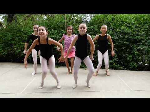 Dance Institute - Better When I'm Dancing - music by Meghan Trainor