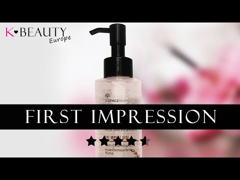 [review-]-first-impression-review-thefaceshop-rice-water-bright-rich-cleansing-oil-|-k-beauty-europe