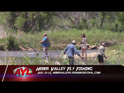 Heber Valley Fly Fishing - Speed Week - Helper Arts Festival 1448