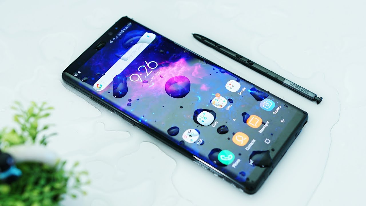 Review Samsung Galaxy Note 8 Indonesia Youtube
