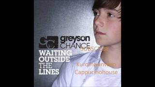 Greyson chance waiting outside the lines (audio)