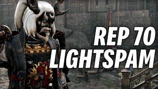 This Rep 70 Light Spam Kensei Got Salty When I Parried Him 😂 Ft. Freyr_Op