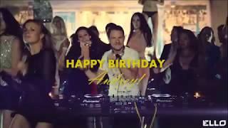 Europa Plus TV поздравляет DJ Smash с днем рождения!