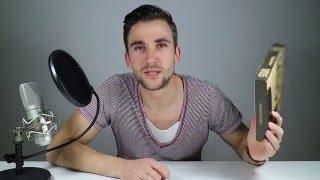 Review Auna MIC-900S: Das perfekte YouTube Mikrofon? | German