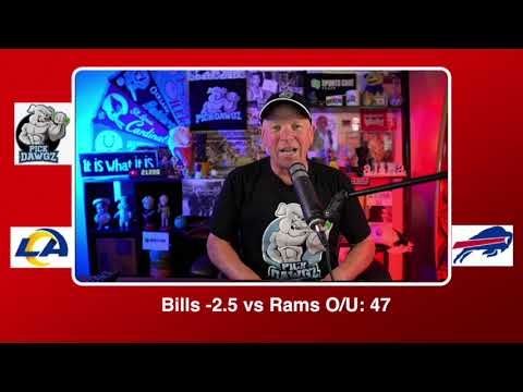 Buffalo Bills vs Los Angeles Rams NFL Pick and Prediction 9/27/20 Week 3 NFL Betting Tips