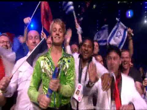 Eurovision 2010 Erik Solbakken Presenter HD