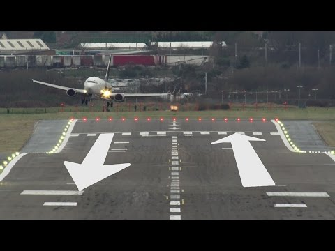 2-lane runway trialled at BHX