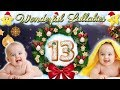 Super Relaxing Baby Lullaby Christmas Xmas Carol ♥ Best Soft Musicbox Bedtime Music ♫ Sweet Dreams