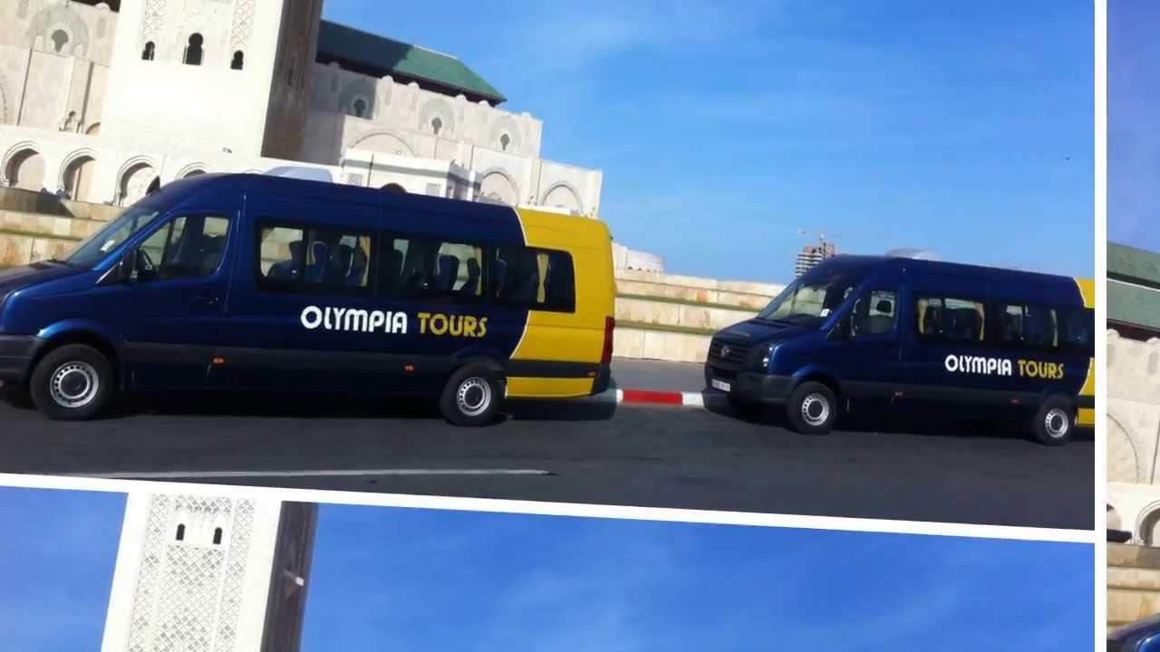 Location de minibus a casablanca