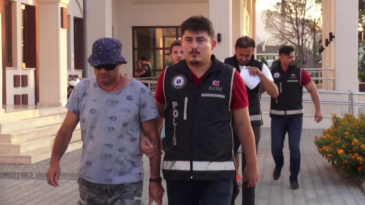 Fetö'den Tutuklu Emniyet Müdürünün Eşi Yunanistan'a Kaçarken Yakalandı