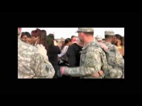 4th Infantry Division (led by MG Jeffrey Hammond) - Thanks from Baghdad (2009) (Part 2 of 2)