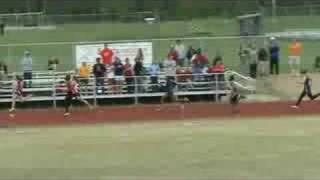 2008 AK State T&F Champs: 4x100M Girls Thumbnail