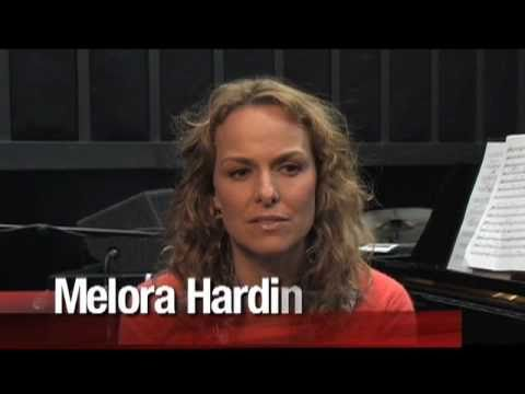 Melora Hardin Sings Live in a Cabaret Show
