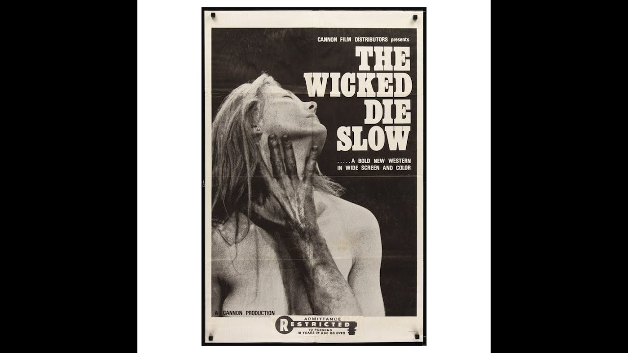 Download Cannon Films Countdown # 16 - The Wicked Die Slow (1968)  ft The Loose Cannons HD