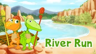 Colorful Game - River Fun - Baby Care - Babysitter Fun - Games For Kids