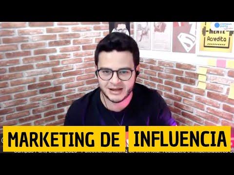 ✅ Marketing de Influência - Youtubers e Influenciadores debatem ao vivo direto de Brasília