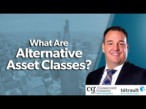 What Are Alternative Asset Classes?