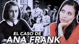 TODO sobre el CASO de ANA FRANK y sus TEORÍAS CONSPIRATIVAS | Paulettee