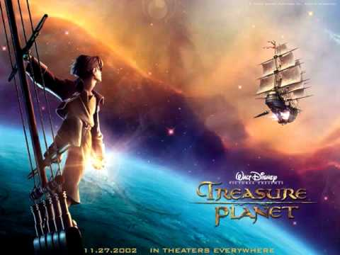 Treasure Planet Soundtrack Track 06 The Map Youtube