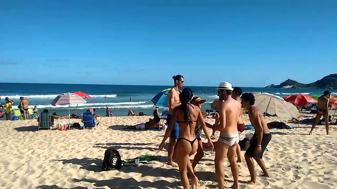 Resultado de imagem para praia mole floripa