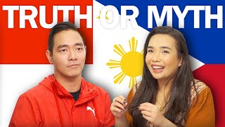 TRUTH or MYTH: South East Asians (Filipinos, Indonesians etc.) React to Stereotypes