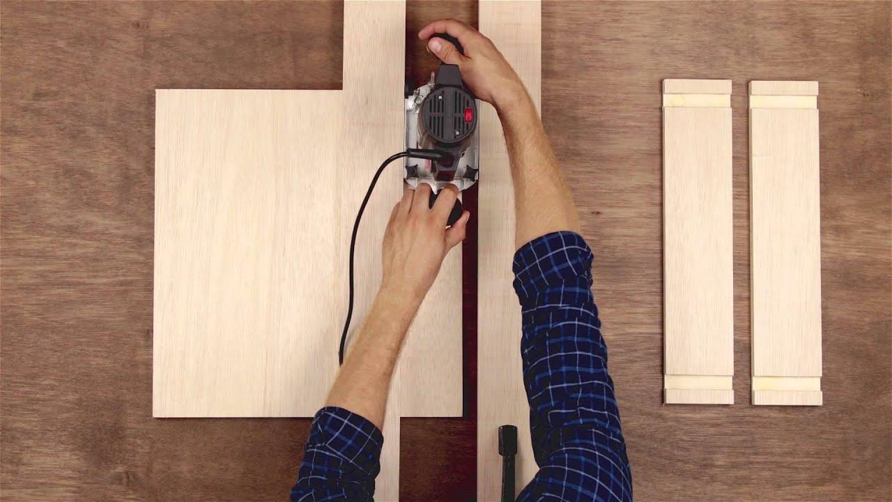 fabriquer un rangement pour bois de chauffage youtube. Black Bedroom Furniture Sets. Home Design Ideas