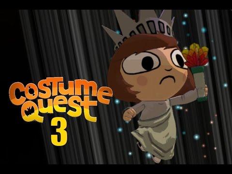 Costume Quest Let