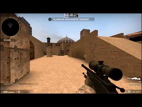 CS:GO - 1v1 AWP PvPro com Music Video - YouTube