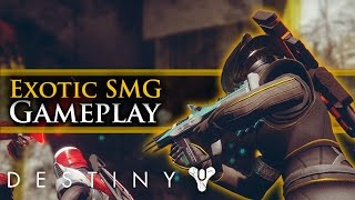 Destiny 2 - Exotic SMG Gameplay! RiskRunner! Infinite ammo with a twist!