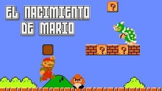 Super Mario Bros 1: El Nacimiento de Mario - Pepe el Mago