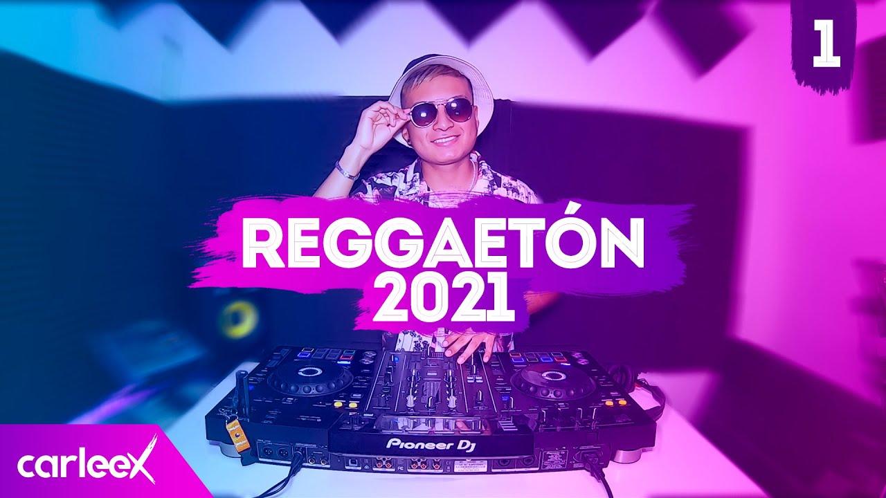 Download The Revolution 01   Urban Mix 2021   Reggaetón Nuevo   CARLEEX