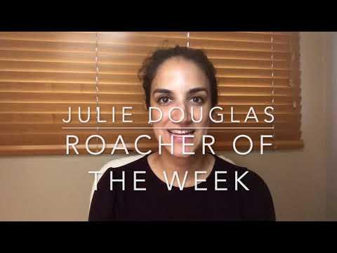 Roacher of the Week: Julie Douglas, Sales Enablement Manager