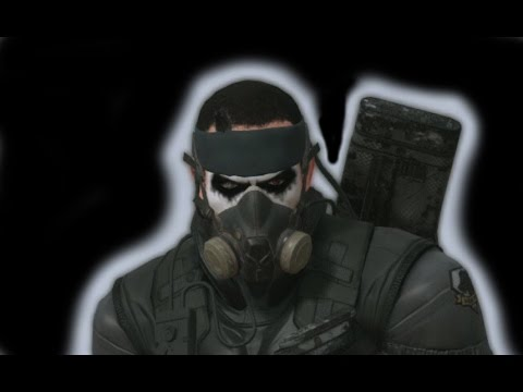 MGSV:TPP | Gas Mask For Online Character!!! [MOD]