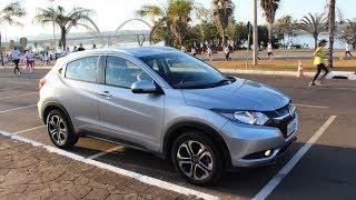 Honda HR-V EXL 2018: avaliação - preço, consumo e test-drive - www.car.blog.br