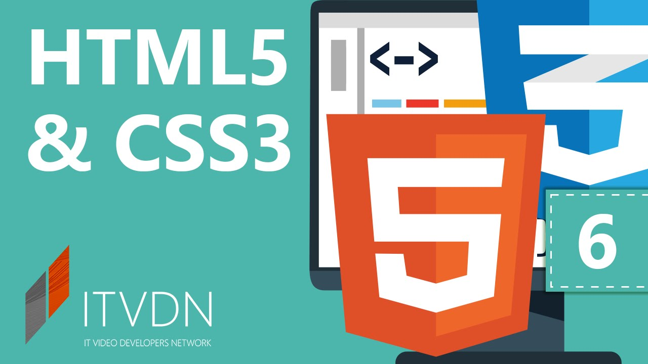 Обучение HTML5, CSS3. Часть 6. WebStorage, WebWorker, написание Offline Application