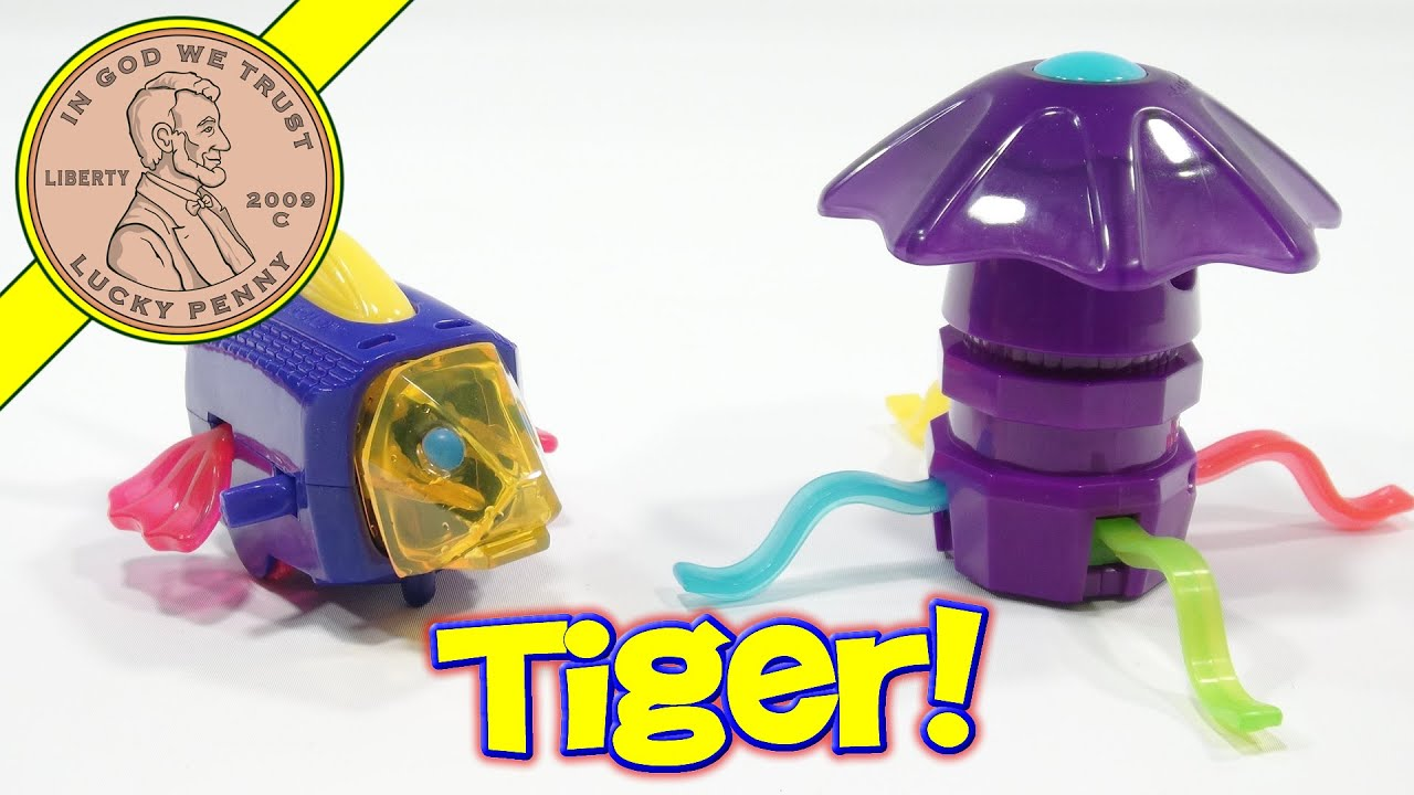tiger electronics robot dog instructions