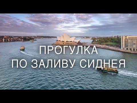 Путешествие по Сиднейской гавани