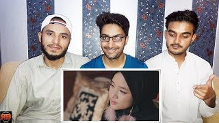 Reaction On: Man Ana - Sabyan  Cover