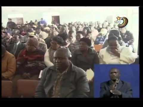 Zanu-PF Matabeleland North leaders meet