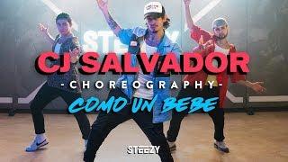 Como Un Bebe - J Balvin & Bad Bunny  | CJ Salvador Choreography | STEEZY.CO MP3