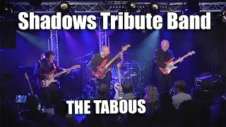 "The Tabous ( Tribute to the Shadows ) ""Little B"" Recorded Live @ SOS Recording 20-10-2012"