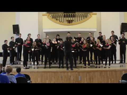The Mixed Choir of Music Academy in Gdansk
