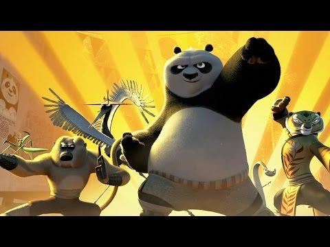 Trailer do filme As Aventuras do Panda