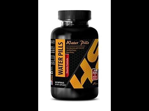 Diuretics For High Blood Pressure Water Pills Diuretic Formula Away Herbal